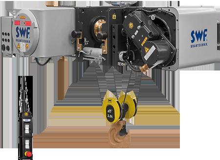 SWF EX plus - Taljer og Spil - Bjælkeklør
